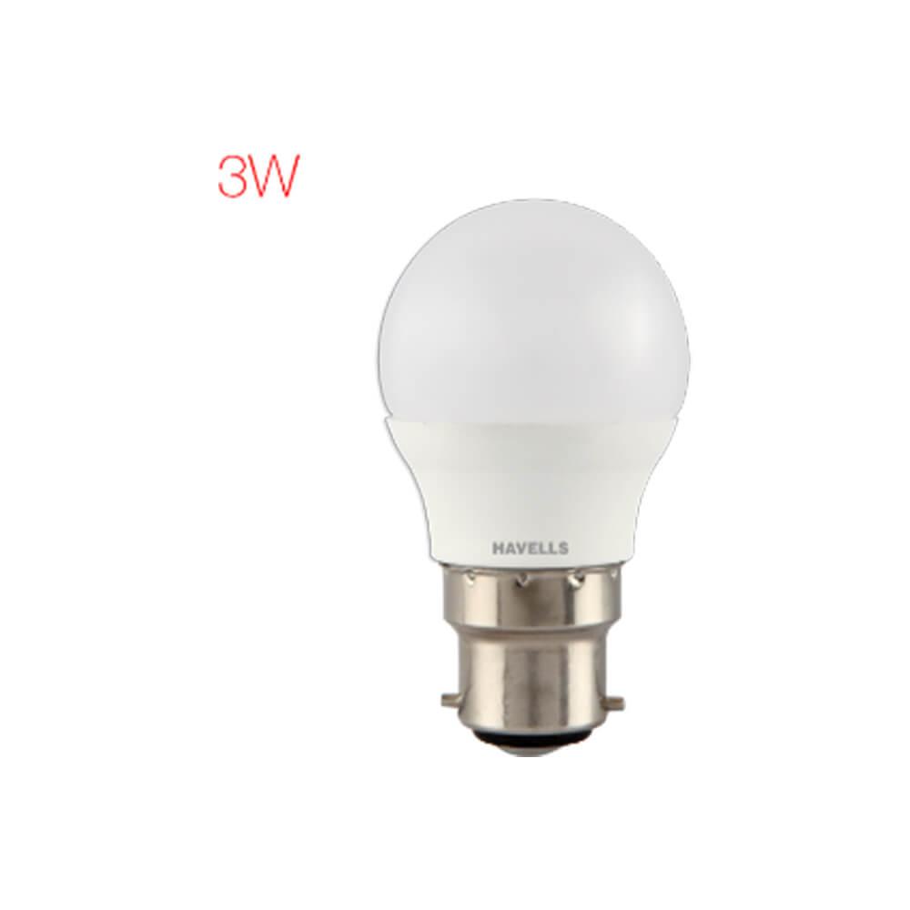 Adore LED 3W B22 Ball