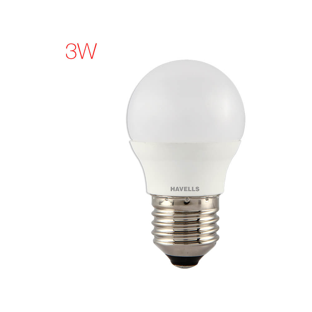Adore LED 3W E27 Ball Lamp
