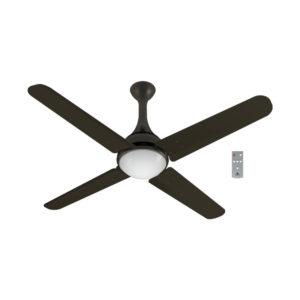 Futuro 1320 mm Black Nickel Fan