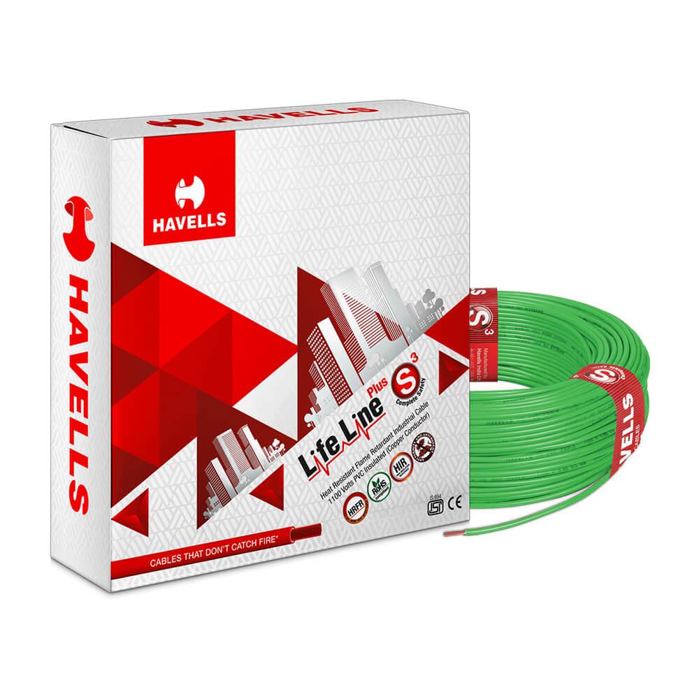 Life Line Plus S3 HRFR Cables 1.50 sqmm