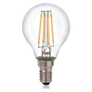 LED Filament Lamp 2W A45 WW E14