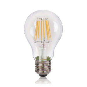 LED Filament Lamp 6W A60 WW E27