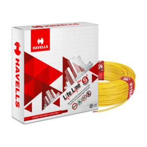 Life Line Plus S3 HRFR Cables 0.75 sqmm