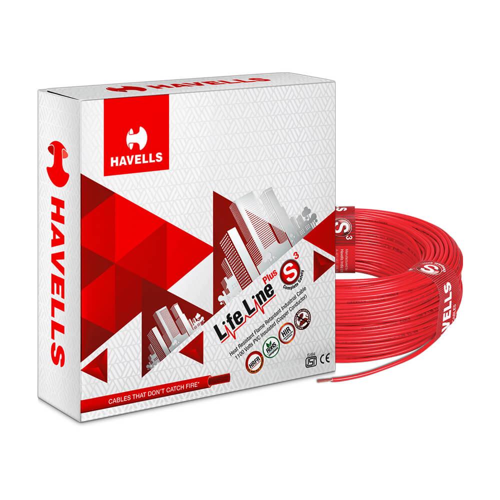 Life Line Plus S3 HRFR Cables 0.50 sqmm